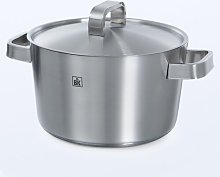 Conical Saucepan with Lid BK Cookware