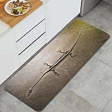 CONICIXI Dinosaur fossils Anti Fatigue Kitchen Mat