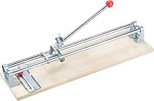 Connex COX790130 Tile Cutter with Wooden Base