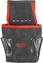 Connex COX952079 Nails and Tool Bag, Black/Red, 28