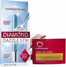 Connoisseurs Diamond & Jewellery Cleaning Kit,