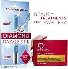 Connoisseurs Diamond & Jewellery Cleaning Kit ,