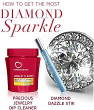 Connoisseurs Diamond Jewellery Complete Cleaning