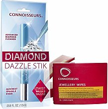 Connoisseurs Jewellery Cleaning Kit | Silver,