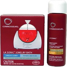 Connoisseurs La Sonic Jewellery Cleaning Bath &