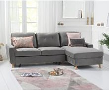 Constance Double Sofa Bed Right Facing Chaise in
