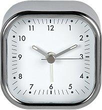 Constant Dial Lumibrite Clock - Silver
