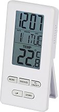Constant Radio Controlled Clock with Alarm and