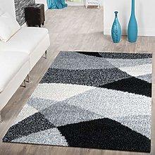 Contemporary shaggy vigo rug, Polypropylene,
