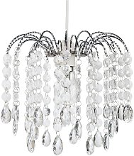 Contemporary Waterfall Pendant Shade with