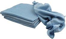 Contico Microfibre Cloth, Pack of 10