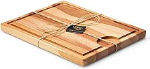 Continenta Beech Heartwood Carving Board, Wood,