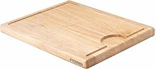 Continenta Carving Board, Wood, Light Brown, One
