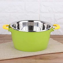 Contiup Stainless Steel S201 Colander Set with