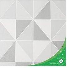 Contour Obelisk Anti-Bacterial Wallpaper
