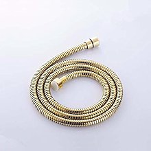 Convenience Plumbing Hoses Stainless Steel Gold