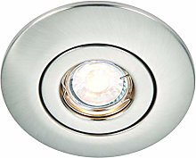 Converse Downlight Finish: Satin Nickel