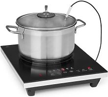 Cook n Roll Induction Hob 2000W 3h Timer 10 Levels