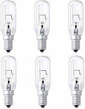 Cooker Hood Bulbs 40W 230v 320lm E14 SES Appliance