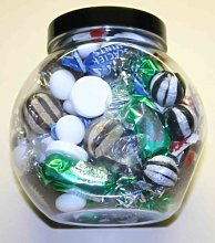 Cookie Jar Filled with a Mint Assortmen