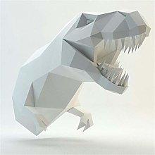 cookin DIY 3D Paper Model,Geometric 3D Stereo