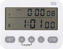 Cooking Alarm Clock, Timer Kitchen Timer for