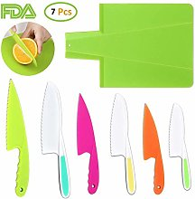 Cooking Fruit and Lettuce Knife Set Kitchen Kids