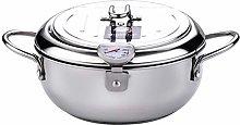 Cooking Pot Pot Sauce pan Japanese Deep Frying Pot