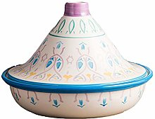 Cooking Tagine Medium Lead Free Hand Made and Hand