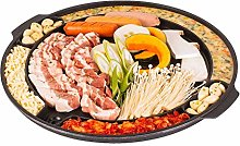 CookKing CKMT Master Grill Pan, Korean Traditional