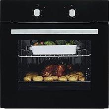 Cookology SFO60BK 60cm Built In Electric Fan Oven