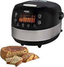 Cooks Professional 1000W Digital Multi Cooker, 5