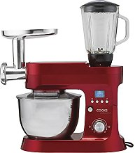 Cooks Professional 1200W Digital Stand Mixer &
