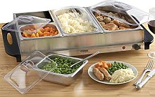 Cooks Professional Buffet Server Hotplate Food
