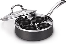 Cooks Standard 4 Cup Nonstick Hard Anodized Egg