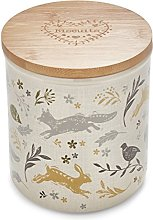 Cooksmart AC1005 Ceramic Biscuit Canister, Natural