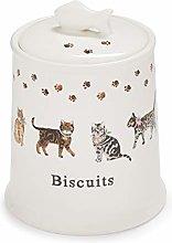 Cooksmart AC1010 Ceramic Biscuit/Treat Canister,