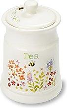 Cooksmart AC9674 Ceramic Tea Canister, Multi