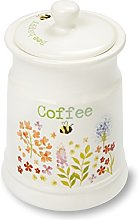 Cooksmart AC9675 Ceramic Coffee Canister, Multi