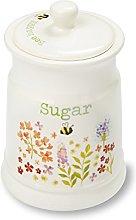 Cooksmart AC9676 Ceramic Sugar Canister, Multi