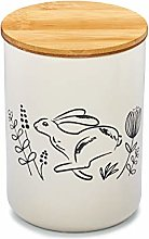 Cooksmart Country Animals Large Canister