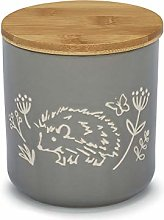 Cooksmart Country Animals Small Canister, Hedgehog
