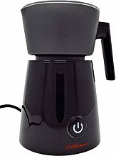 CookSpace Electric Magnetic Milk Frother (Black,