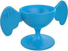 Cookut 16-Piece Bird Egg Cup, Blue