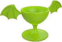 COOKUT 16-Piece Dragon Egg Cup, Green