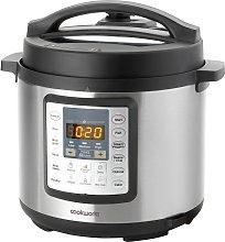 Cookworks 10-in-1 5.5L Digital Pressure Cooker -