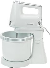 Cookworks Hand and Stand Mixer - White