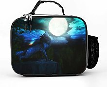 Cool Bag Moonlight Wolf Lunch Bag Picnic Bag Lunch