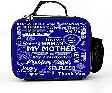 Cool Bag My Mother My Comforter Inspirational Mum