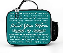 Cool Bag You Love Mum Inspirational Words Letters